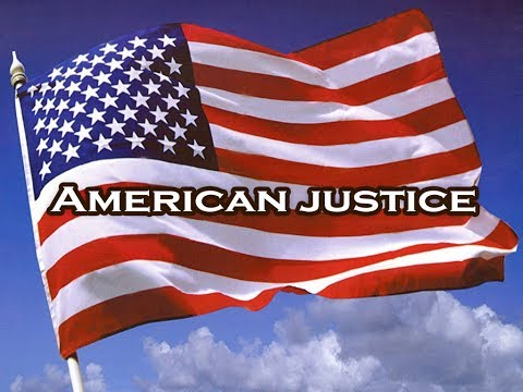 American justice | on stage