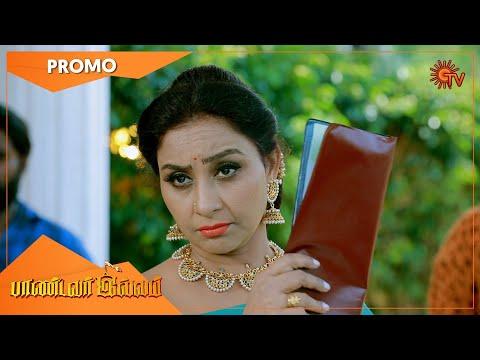 Pandavar Illam - Promo | 13 May 2021 | Sun TV Serial | Tamil Serial