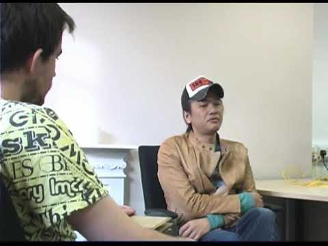 Interview with Masaya Matsuura - Part 1 (Game Waffle @ GameCity 2009)