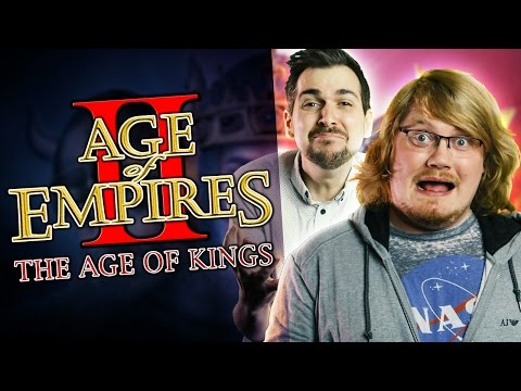 AGE OF EMPIRES II - Technical Problems