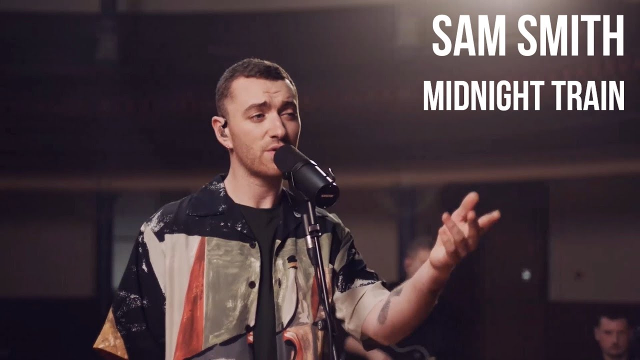 Date For Sam Smith The Thrill Of It All Tour Ticketst  Louis Mo In