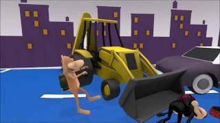 DM Visión de Corto de Animación animación: ''Tobby el borracho perro''