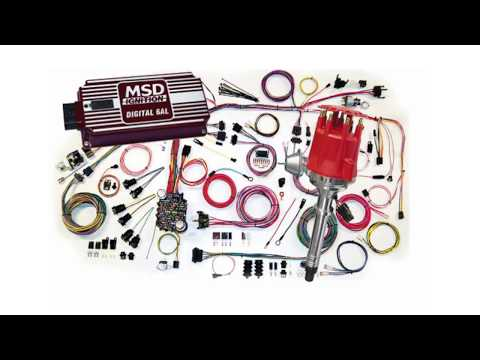 msd 6al wiring harness wiring harness how to install msd ready to run and 6al ignition systems wiringharness