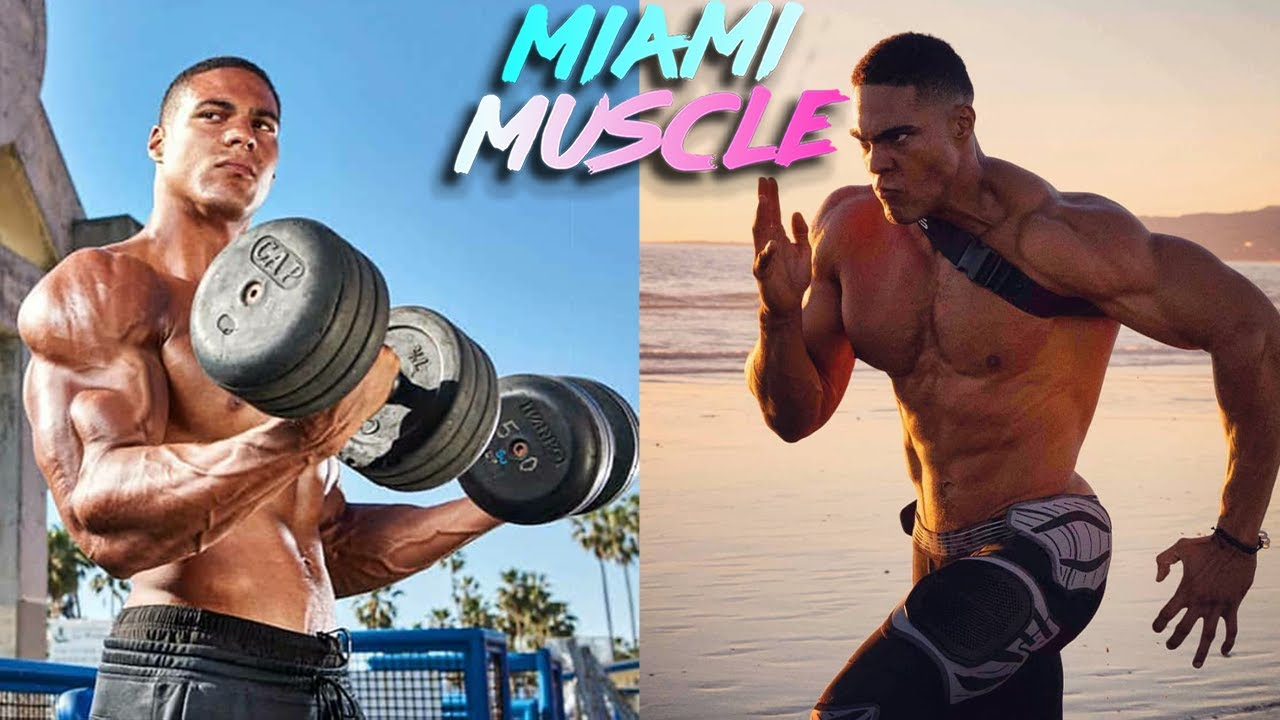 The 6ft 9 Beast - Is This Muscle Beach's Biggest Trainer?