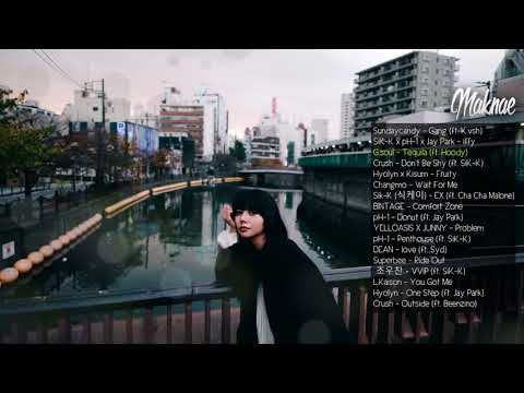 """♫ """"Here and Now Pt.2"""" -  Korean R&B/HipHop Playlist 