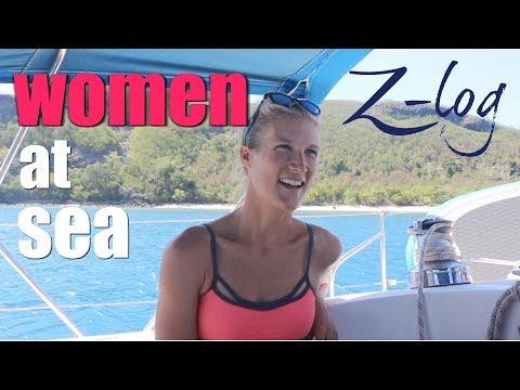 Z-log: Women at Sea [Sailing Zatara]