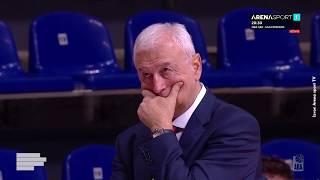 Crvena zvezda - Cibona 102:80 | Pregled utakmice | ABA liga
