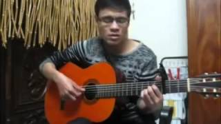 ▶ Kiếp rong buồn - Guitar cover Thế Mạnh