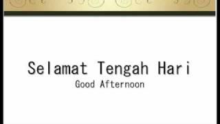 Learn Malay Language (Bahasa Melayu) 4