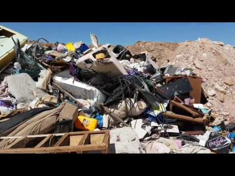 Trash & Treasure & Scrapping Soon & Scrapper Dangers & Toxic Deadly Rural Australian Rubbish Dumps