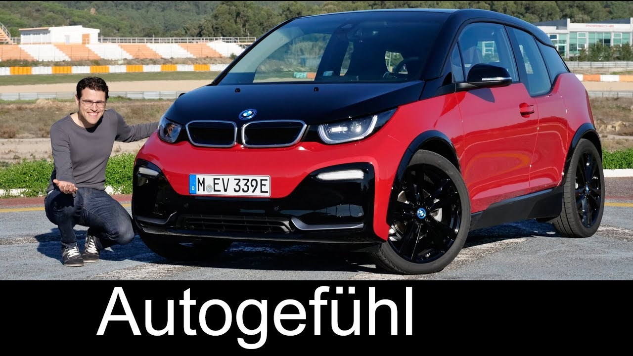 BMW I3s FULL REVIEW New Sports EV 2018 I3 Facelift