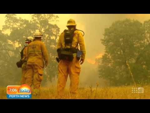 Bush Fire Season | Today Perth News