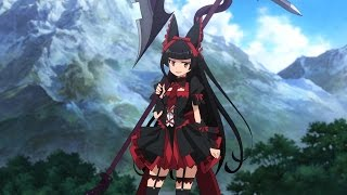 Rory Mercury all her fights. {GATE:JIEITAI KANOCHI NITE KAKU TATAKAERI}