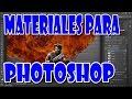 Mega Pack De Materiales Para Photoshop (ESTILOS, PLANTILLAS, TEXTURAS E IMÁGENES)