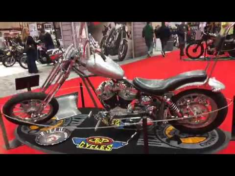 LIVE from the Dallas Progressive International Motorcycle Show