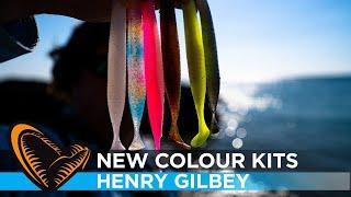 Gravity Sticks, New Colour Kits, Bass Fishing - Henry Gilbey