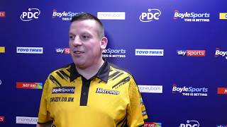 Dave Chisnall: