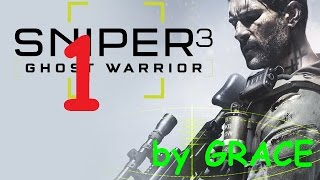 SNIPER GHOST WARRIOR 3 gameplay ITA EP 1 CONFINE RUSSO UCRAINO by GRACE