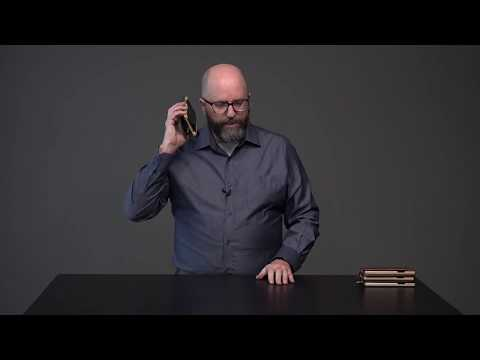 Luxury Book Wood And Leather IPhone XS Max Case Review From Pad & Quill