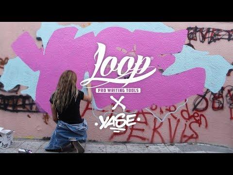 Loop Colors x YASE - no.03