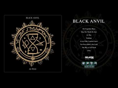 BLACK ANVIL - 'As Was' (Full Album Stream)