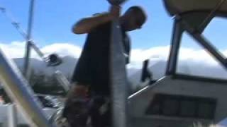 Kruzin with Uncle Boy at the 23rd Annual Hana Paa Maui Nui Fishing ...