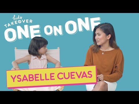Naniniwala ka ba sa Forever? l One on One with Ysabelle Cuevas