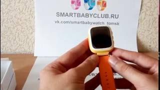 краткий обзор Smart Baby Watch Q60S в Томске