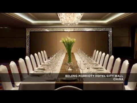Locations around the World - Marriott