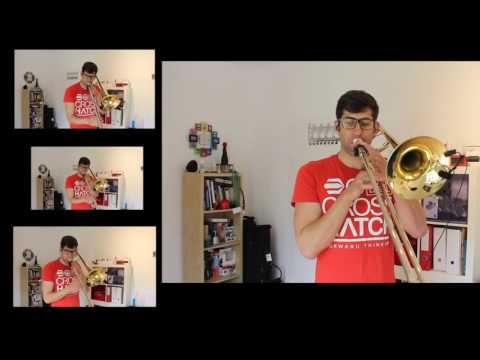 The Trombone Section A Song for Japan