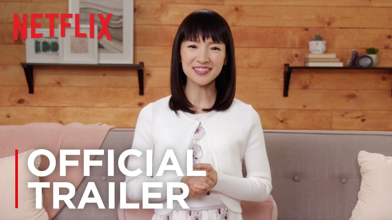 Tidying Up With Marie Kondo Official Trailer Hd Netflix Youtube