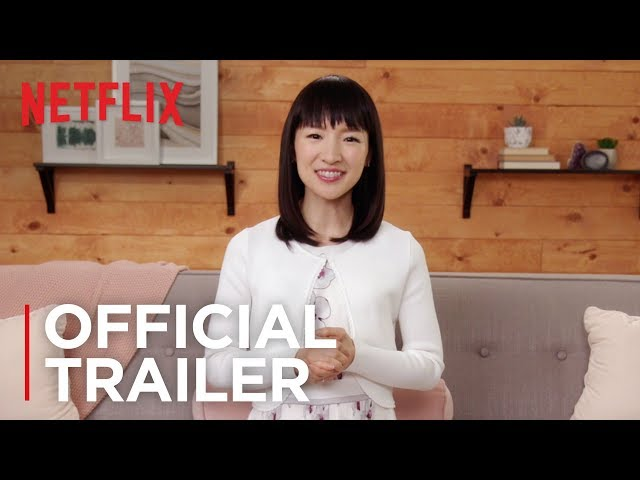 Marie Kondo: Thrift stores donations are up, thanks to