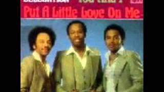 Delegation --  Put A Little Love On Me