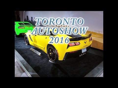 Toronto Autoshow 2016 - Gamer with Lyme
