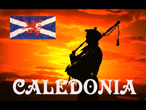 Caledonia ~ Royal Scots Dragoon Guards ~ Steve Balsamo.