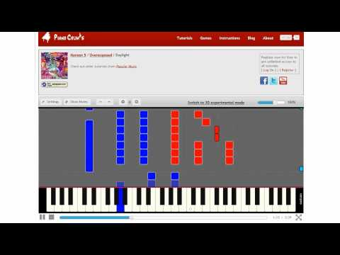 How to Play Daylight by Maroon 5 (Piano Cover & Tutorial)