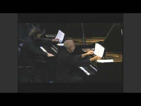 V. Kissine's Recto/Verso(World Premiere) by Vladimir Feltsman & Alexander Korsantia