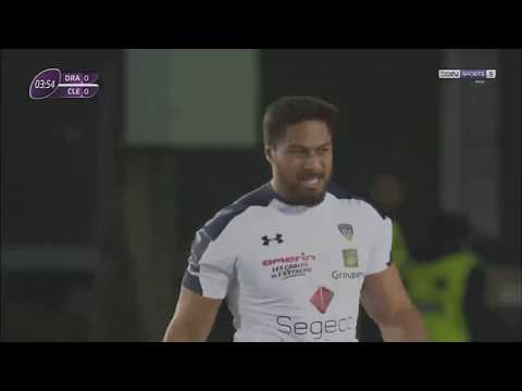 Newport Dragons vs Clermont / European Rugby Challenge Cup 2018-2019 / 18.01.2019