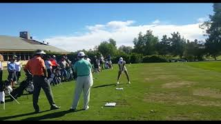 "Vijay Singh Describes 13 Year Old Golf Sensation, Amari Avery, as Having a ""Perfect Golf Swing"""