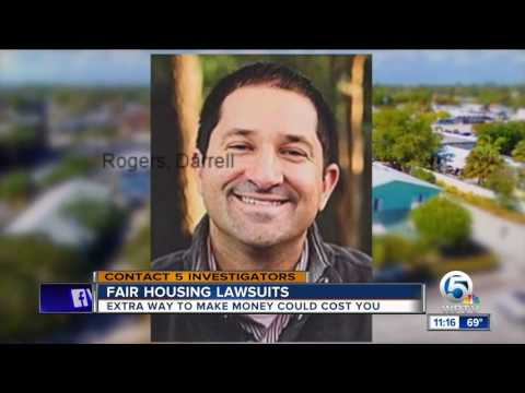 Attorney files 60 almost identical discrimination lawsuits against Florida home rental owners