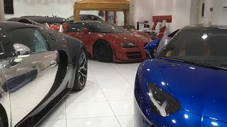 Dubai Supercar shopping (Al ain class motors,Deals on wheels etc...