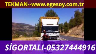 TEKMAN ŞEHİRLERARASI EVDEN EVE NAKLİYAT-05327444916