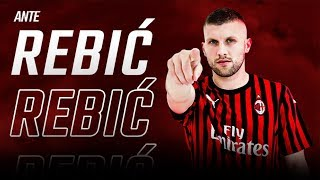 That's Why AC Milan Signed Ante Rebic ⚫️🔴