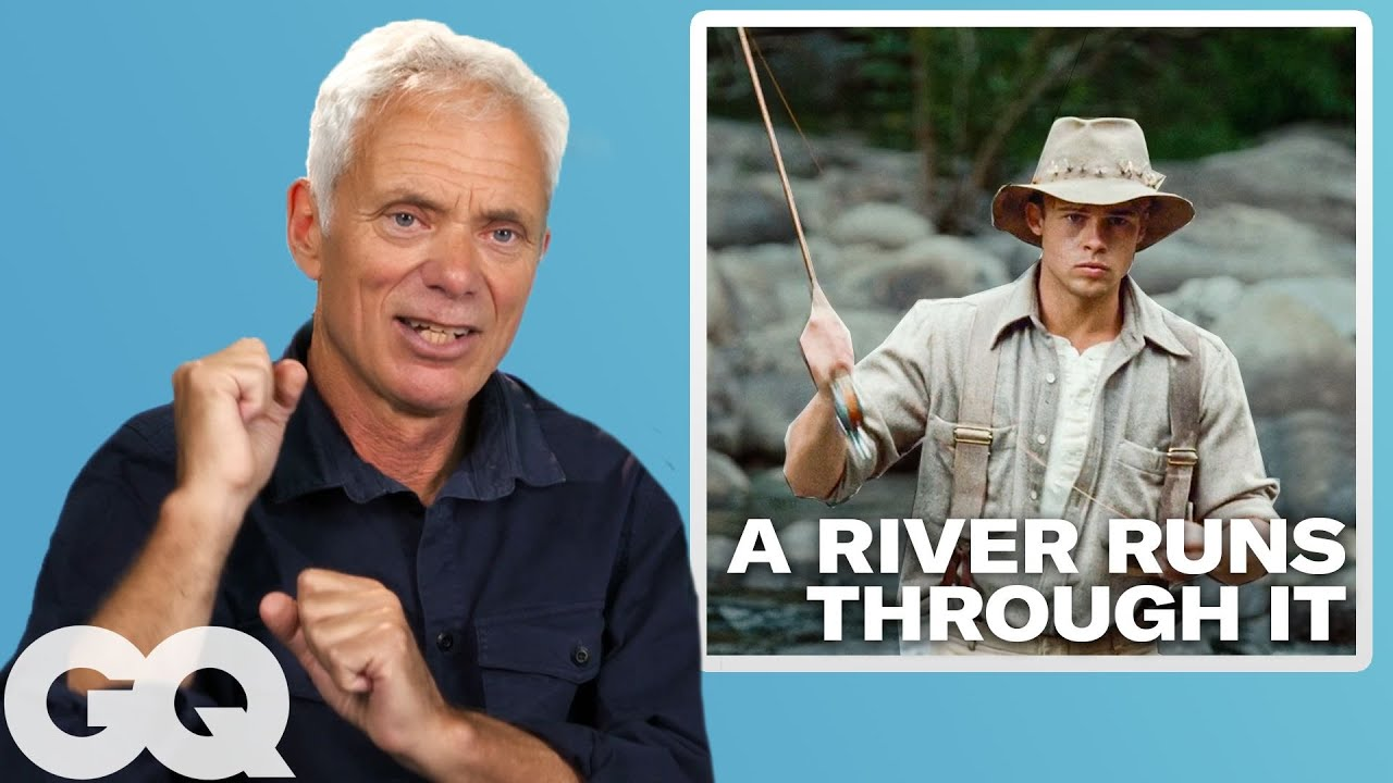 Angler Jeremy Wade Breaks Down Fishing Scenes from Movies