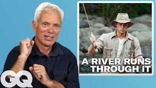 Angler Jeremy Wade Breaks Down Fishing Scenes from Movies | GQ