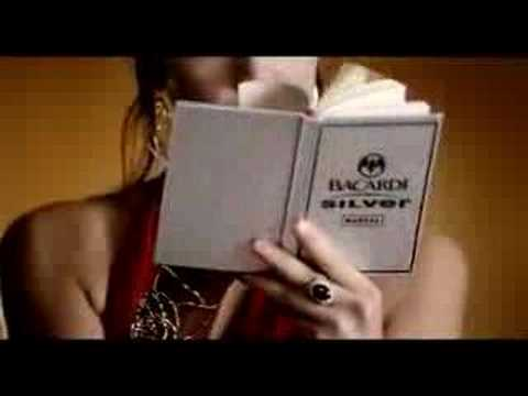 Bacardi Silver Commercial