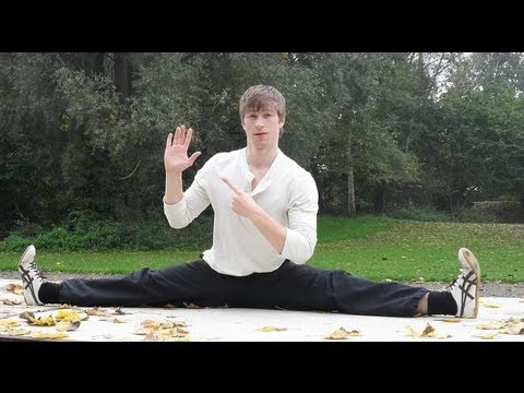 Five Flexibility Fails: Why You Can Not do Splits!