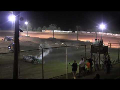 The Renegade Crate Sportsman Challenge was a definite battle. One that Earl and many others did not finish. Congratulations to Michael Barbare on the win! - dirt track racing video image