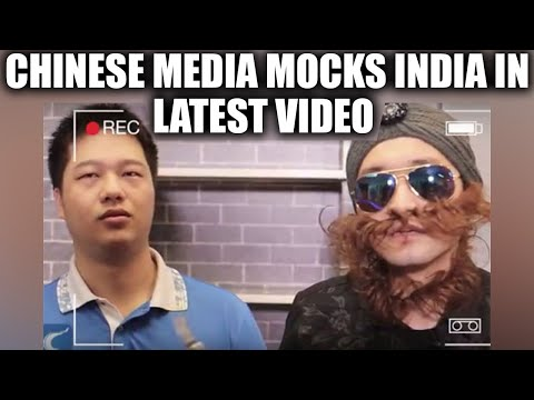 Sikkim Standoff: Chinese media outlet uploads video mocking India | Oneindia News