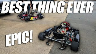 We Bought These Shifter Karts... And They're EPIC!!!